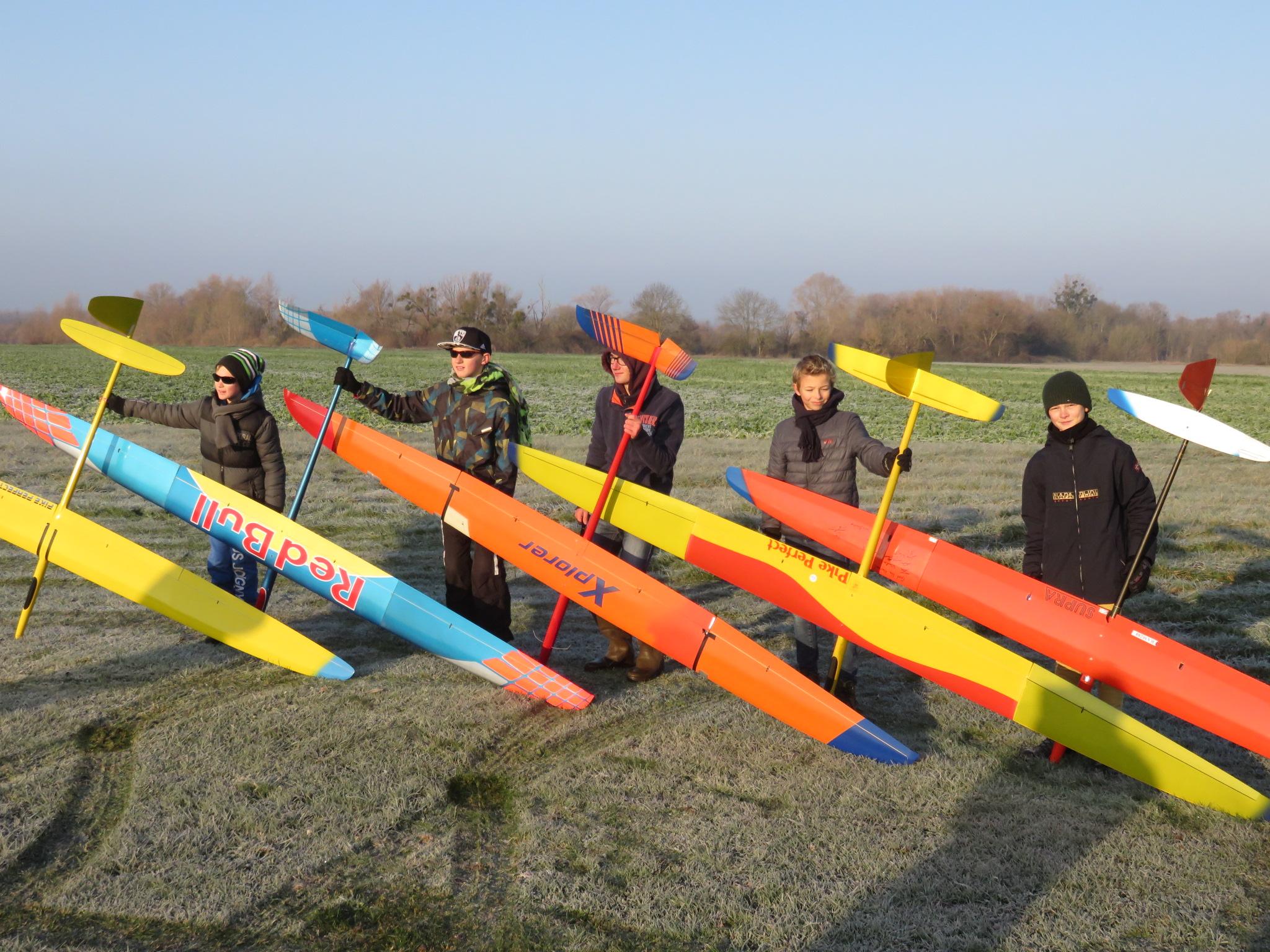 Concours F3J de Joigny le 04 décembre 2016