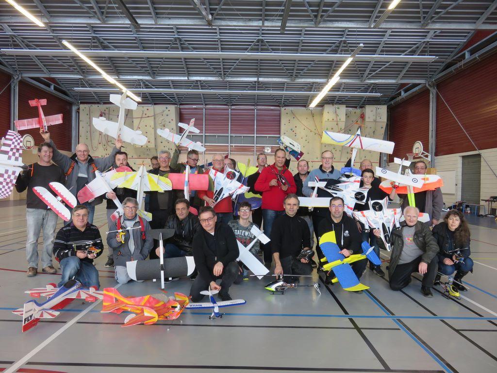 Coupe départementale Indoor à Joigny