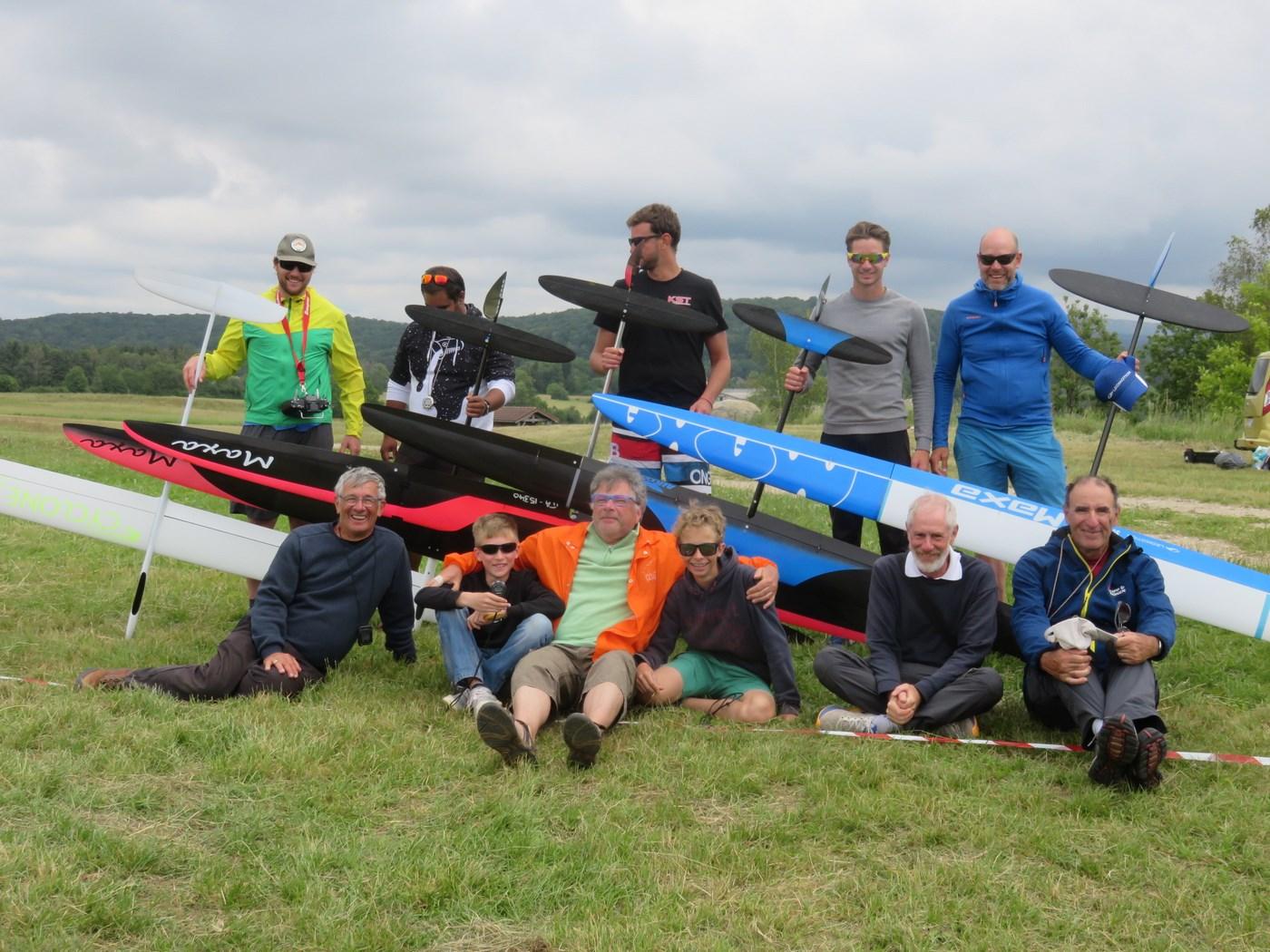 Jura's Cup 2018 eurotour F3J