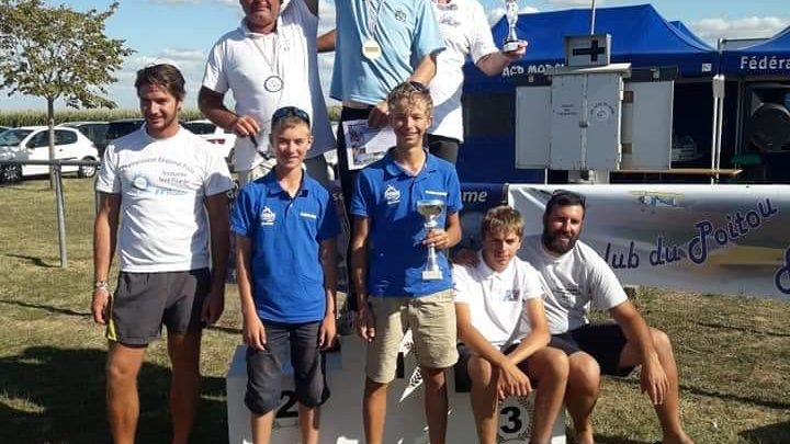Championnat de France F3j à Avanton