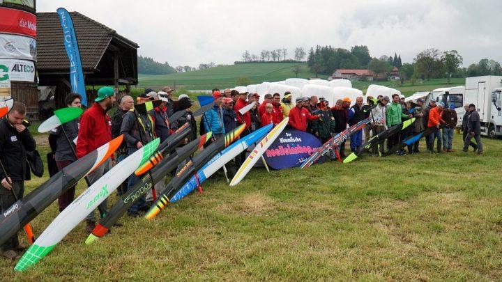 Eurotour F3J à Fribourg