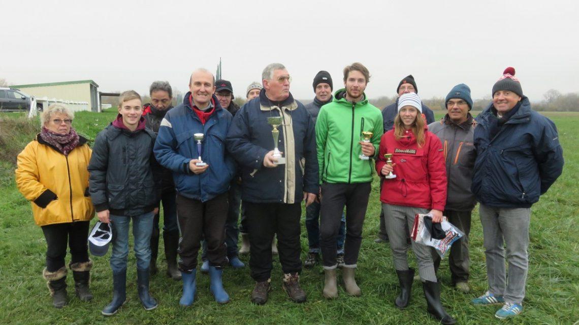 Concours F3j à Joigny